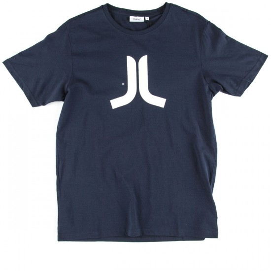 WeSC Icon T-Shirt - Navy Blazer