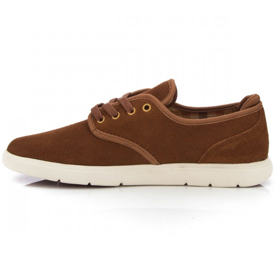 Emerica Wino Cruiser LT Shoes - Brown/Brown - 8.0