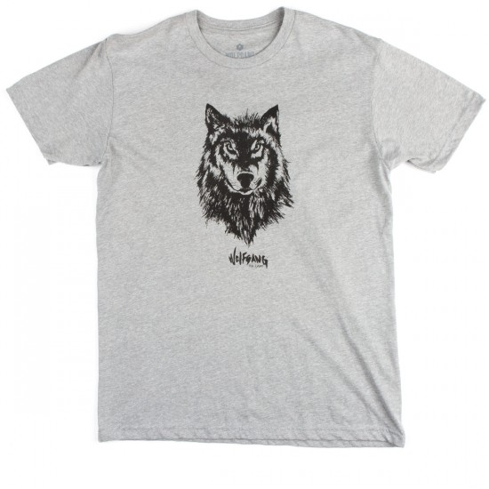 Wolfgang Alpha  T-Shirt - Dark Heather
