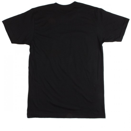 Wolfgang Legend T-Shirt - Black