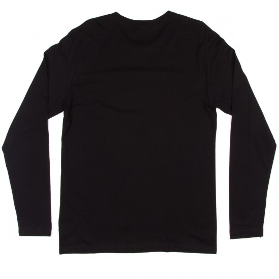 Zero Misled Youth Long Sleeve T-Shirt - Black