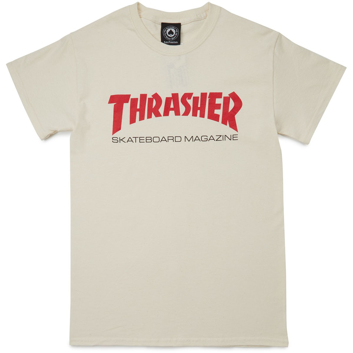 d3003bc1a1d4 Thrasher Resurrection T-Shirt - Natural