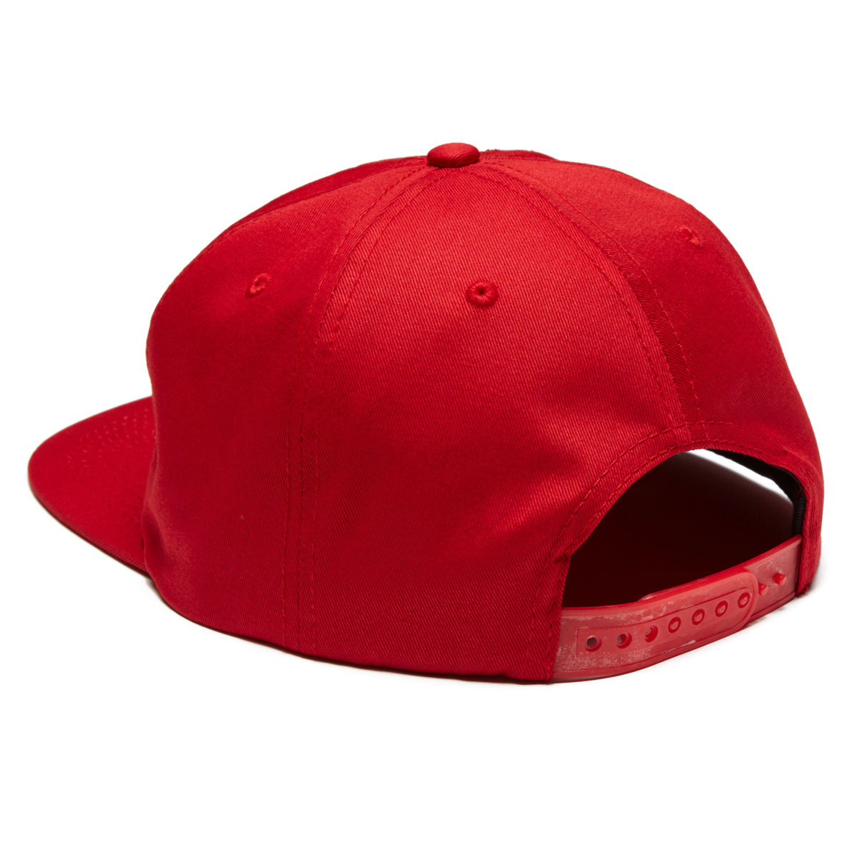 Thrasher Outlined Snapback Hat - Red 1df28ee87a9d