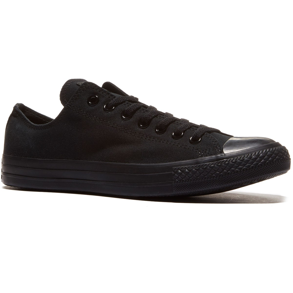 Converse Chuck Taylor All Star Lo Shoes - Mono Black - 8.0