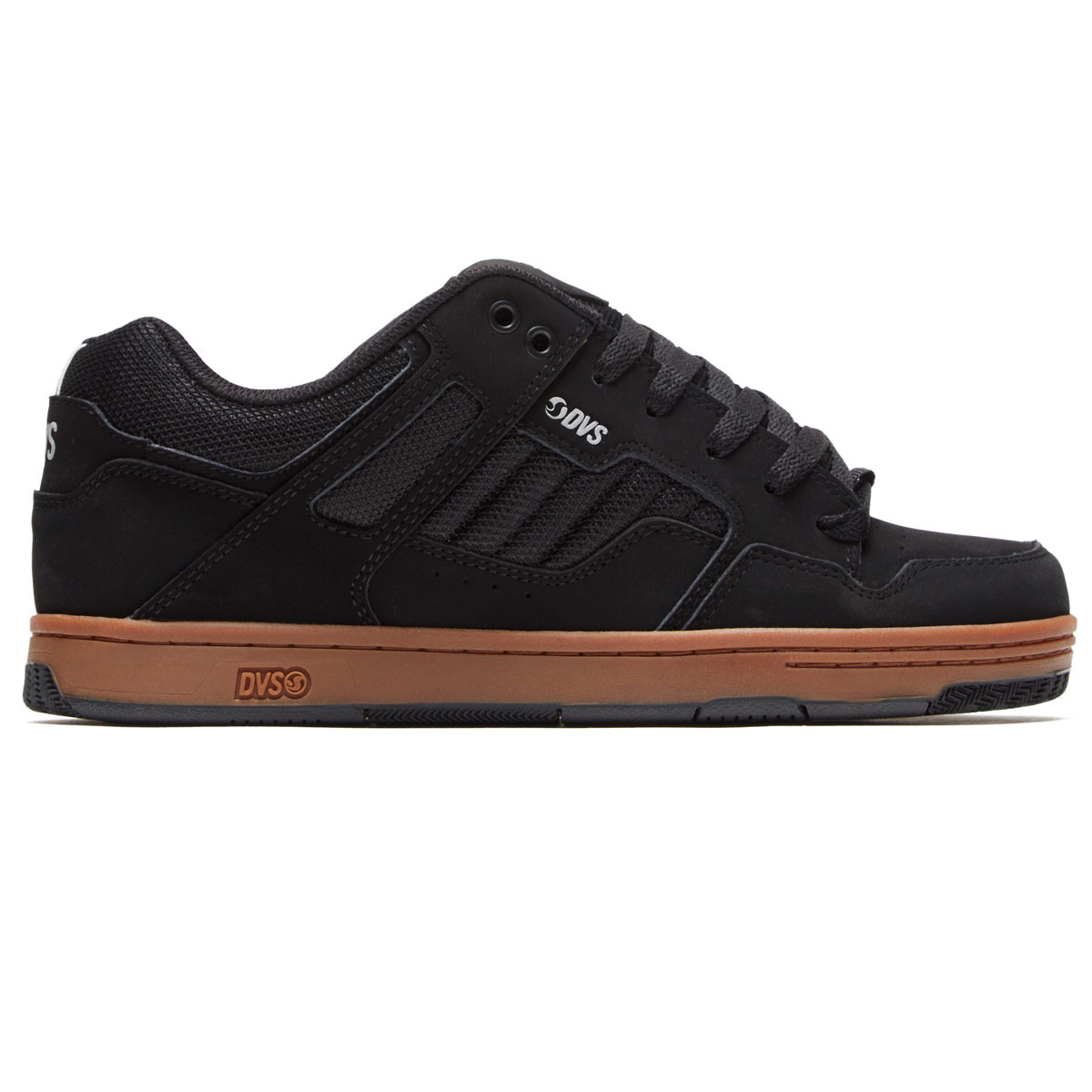 09971050d8 DVS Enduro 125 Shoes - Black Reflective Gum Nubuck - 8.0