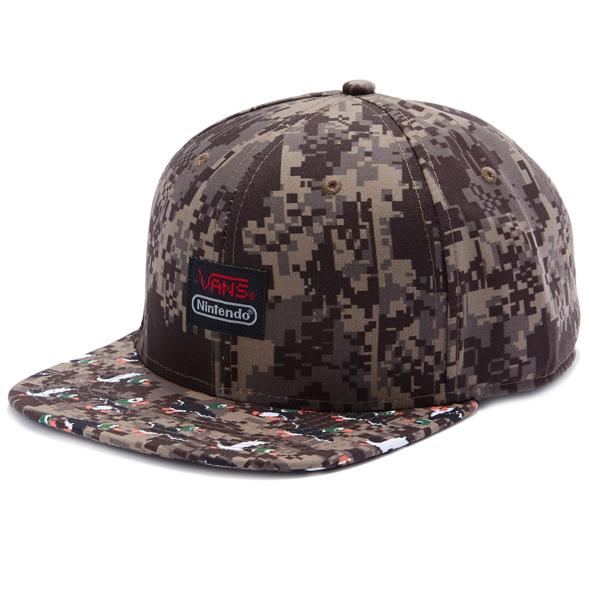 b2024fe6d39 Vans Duck Hunt Snapback Hat - Duck Hunt
