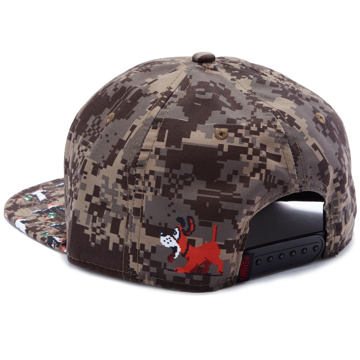 Vans Duck Hunt Snapback Hat - Duck Hunt 50000f15144