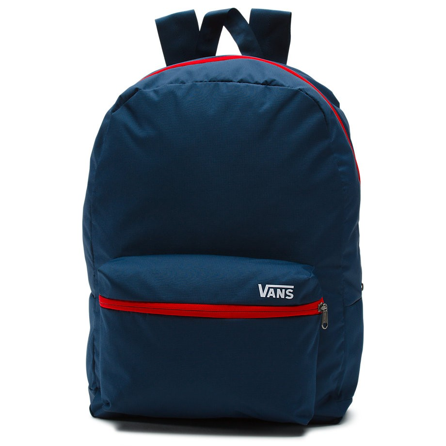 62410056c65860 Vans Packable Old Skool Backpack - Dress Blues Racing Red