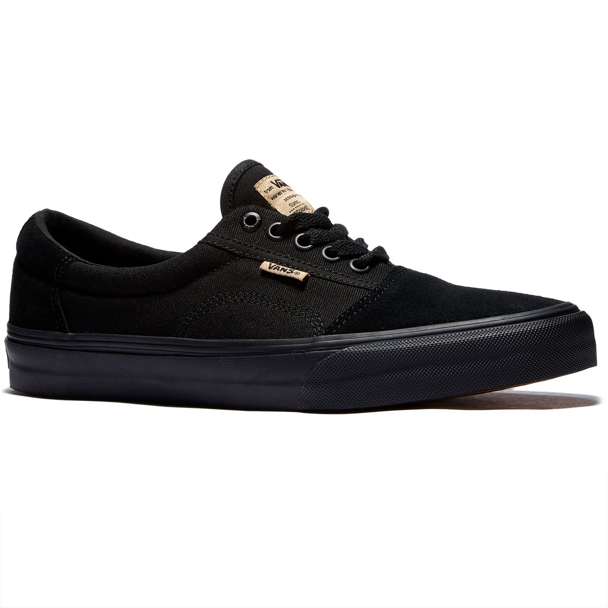 689f6ea4a3 Vans Rowley Solos Shoes - Black Black - 8.0