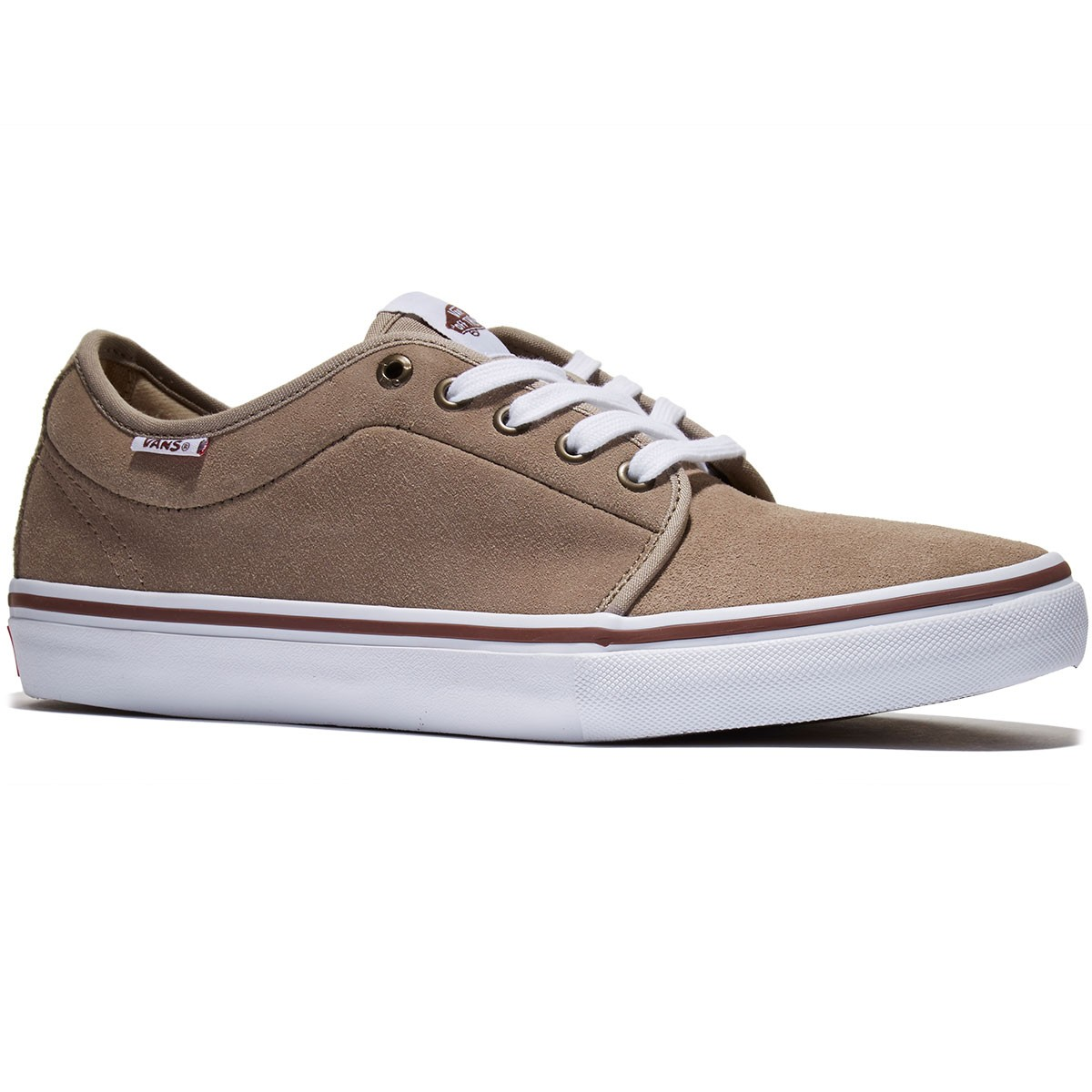 20320a0a4f3e3d Vans Chukka Low Pro Shoes