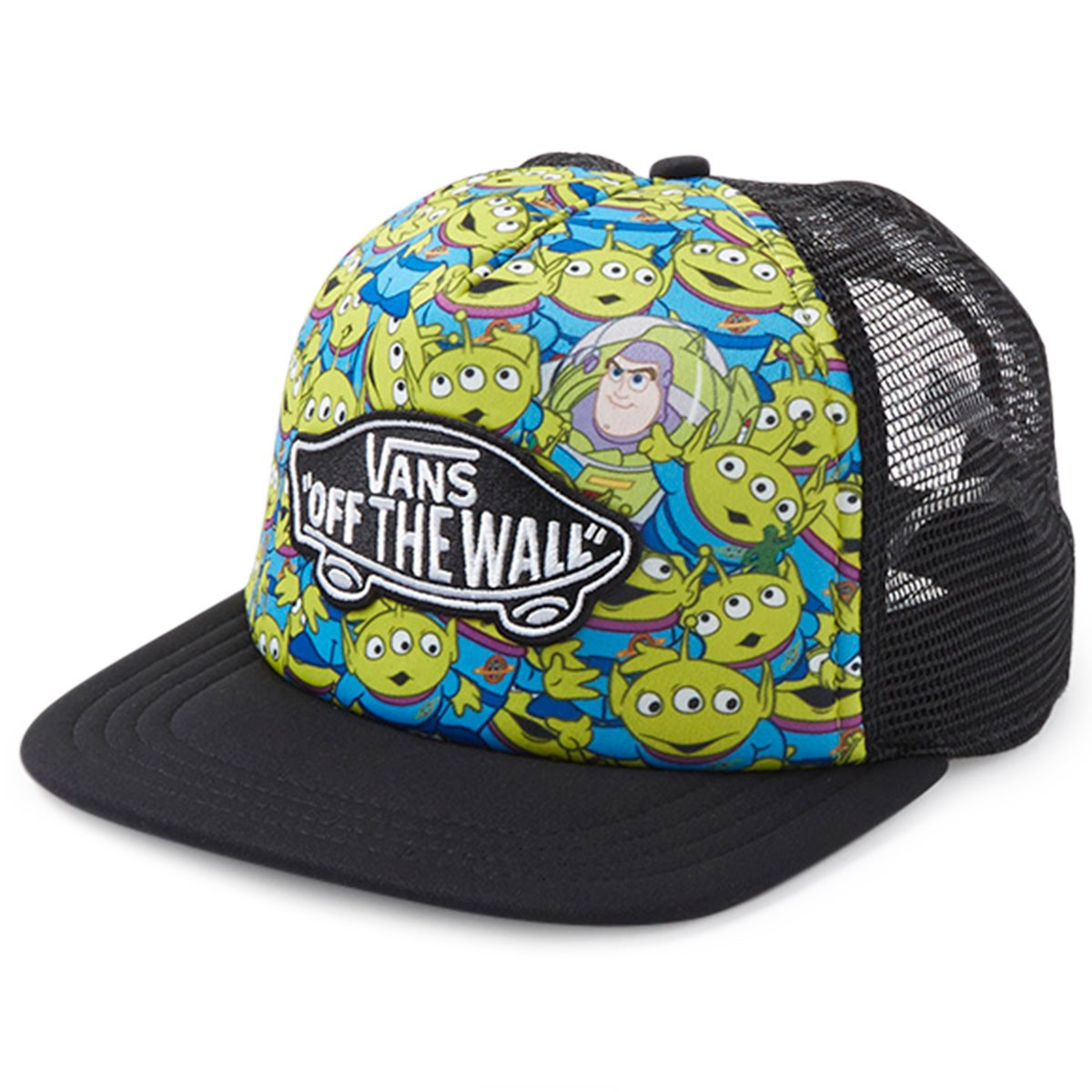 Vans X Disney Classic Patch Plus Trucker Hat - Aliens 61e25cb2c22