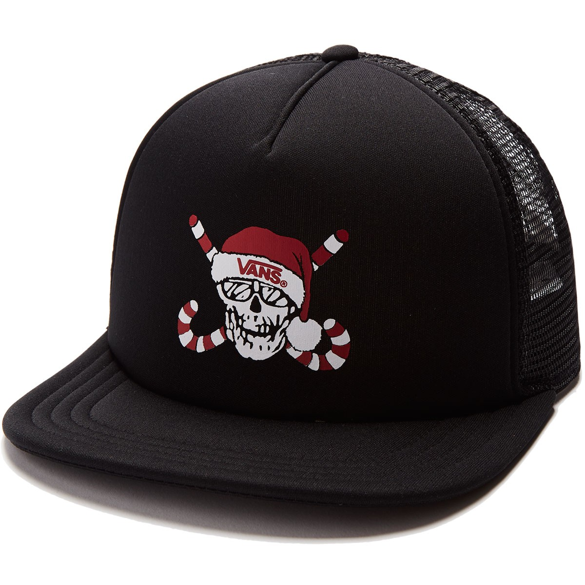 9711e7dab37 Vans Holiday Trucker Hat - Black