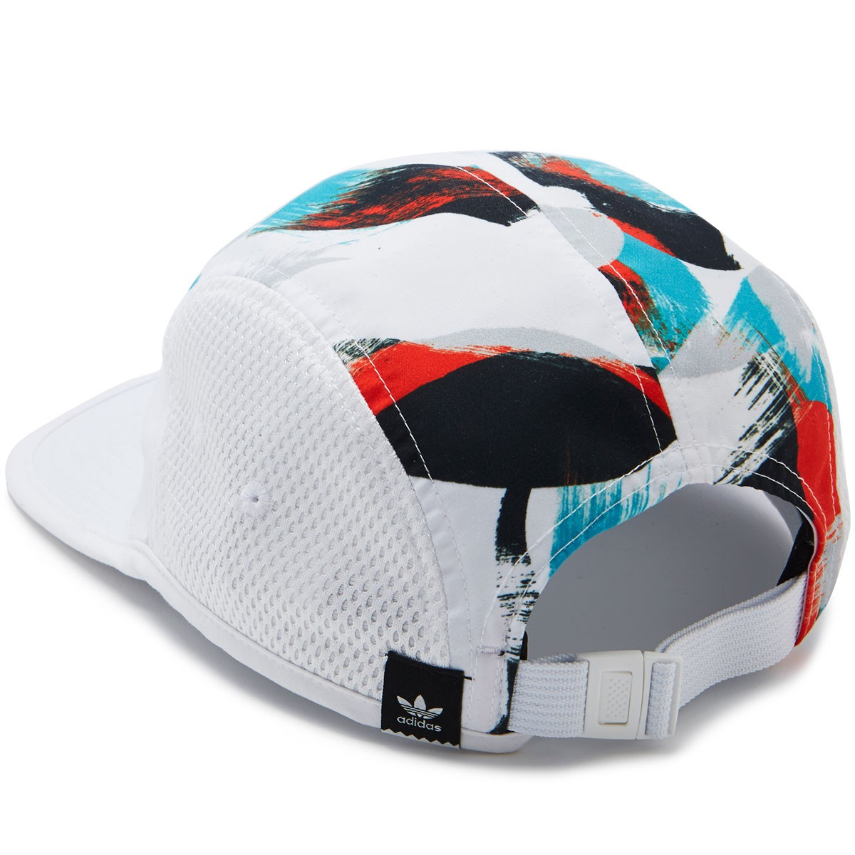 Adidas Courtside Hype Hat - White Multi 797827afc7c