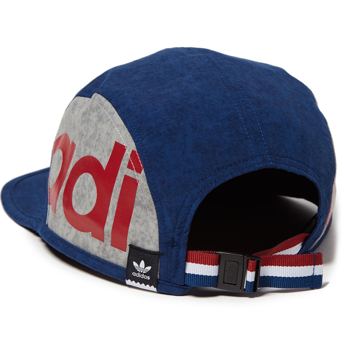 9272246da5d Adidas Nautical 5 Panel Hat - Mystery Blue
