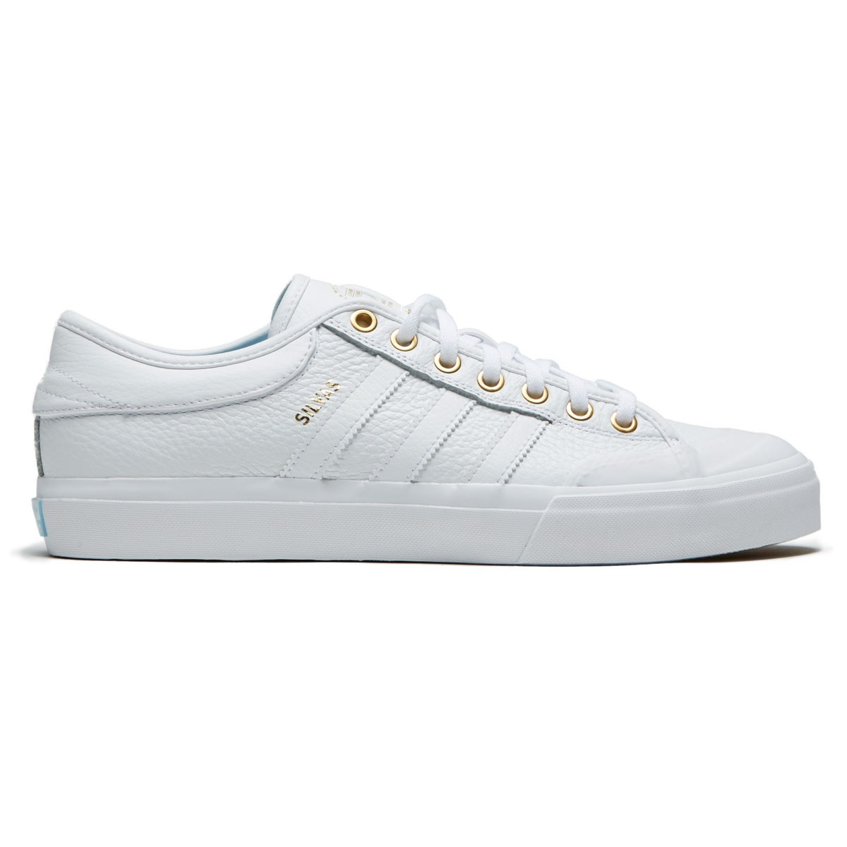 Black White Gold Metallic Cheapest Adidas Matchcourt
