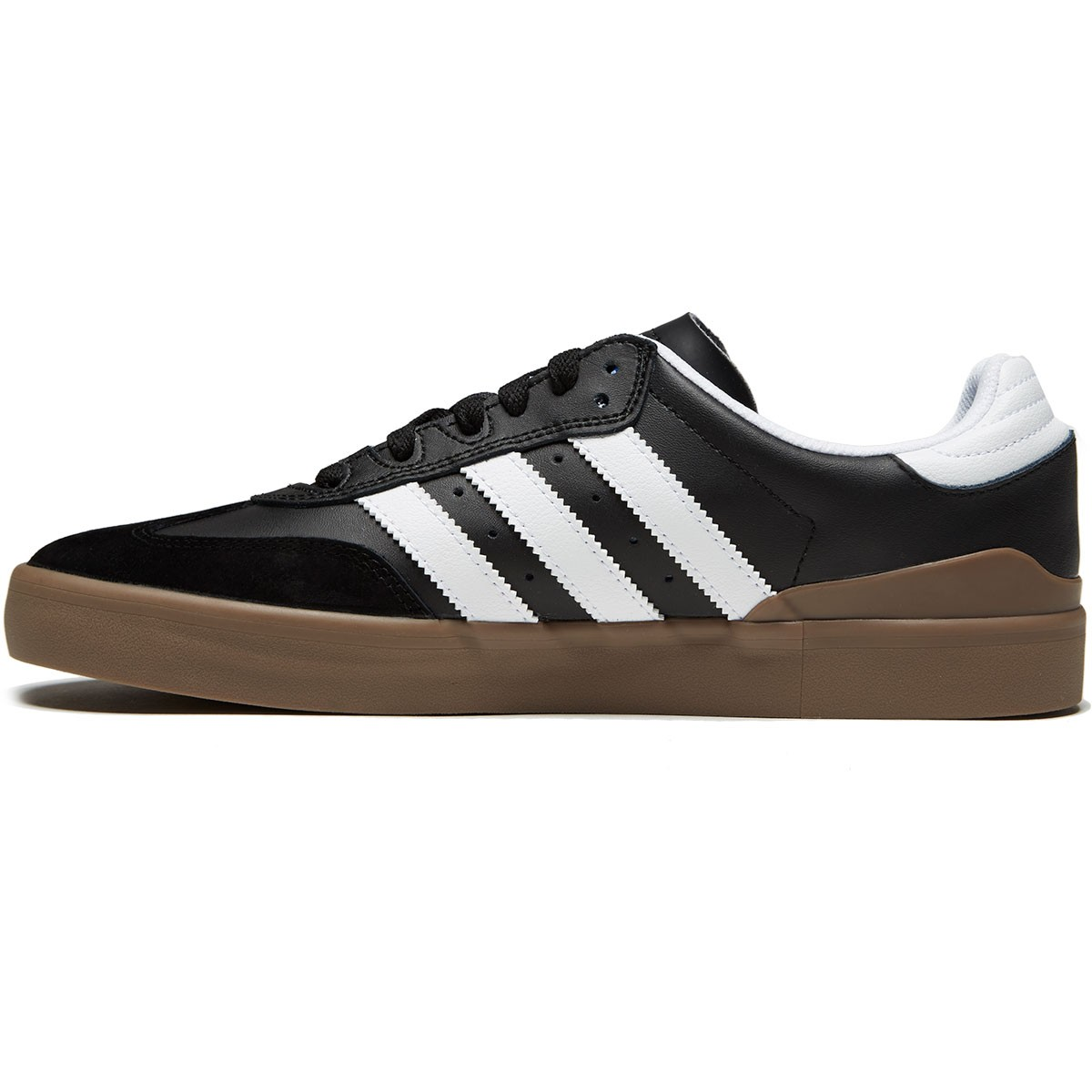 c07c4322dd7 Adidas Busenitz Vulc Rx Shoes - Core Black White Gum