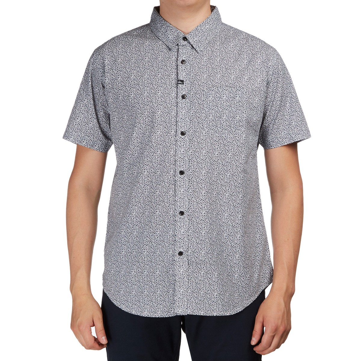 Imperial Motion Micro Shirt - Black