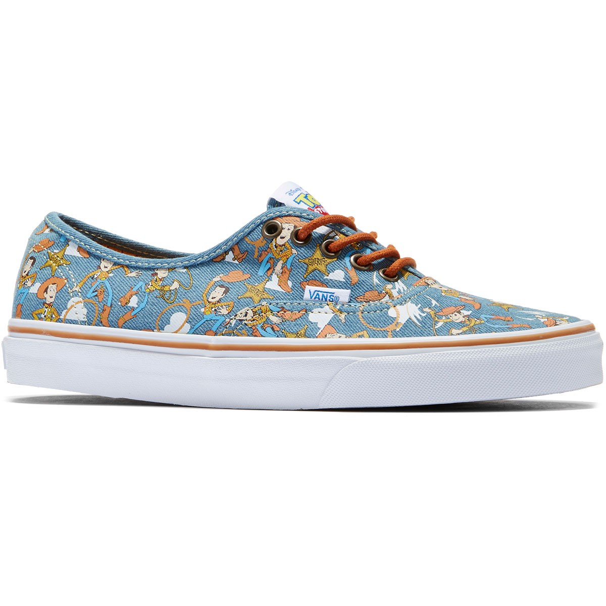 Vans X Disney Toy Story Authentic Shoes