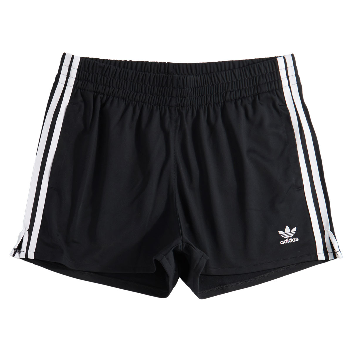 3 stripe adidas shorts