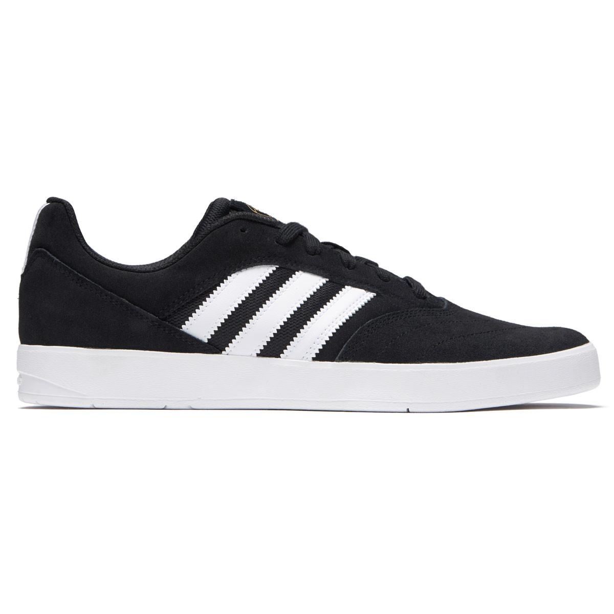 04ac0027bdb Adidas Suciu Adv II Shoes - Core Black White Gold Metalic