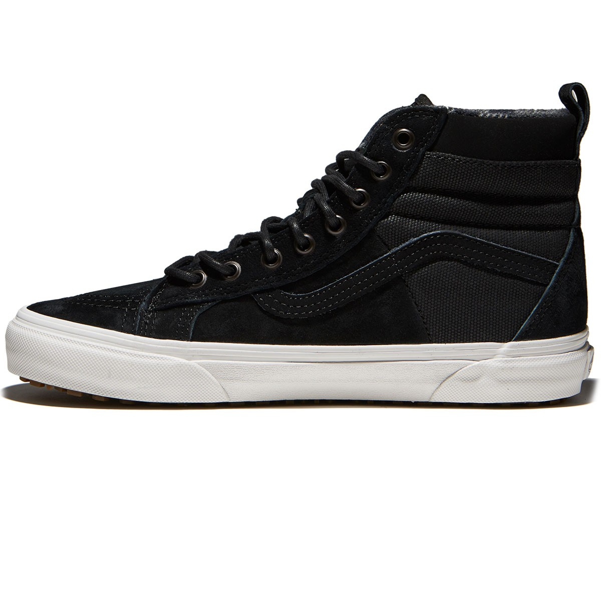 c9019baf49 Vans SK8-Hi 46 MTE DX Shoes - Black Flannel - 10.0