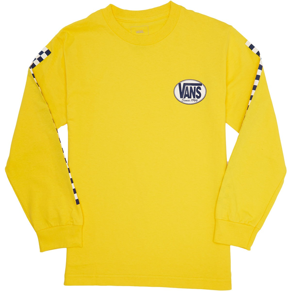 vans t shirt long sleeve