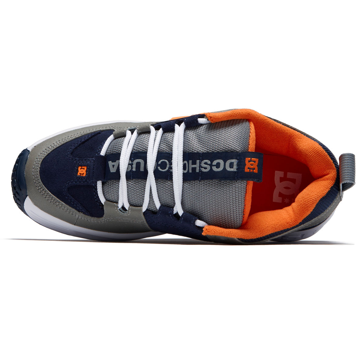 edbb012b62 DC Lynx OG Shoes - Grey Orange - 10.0