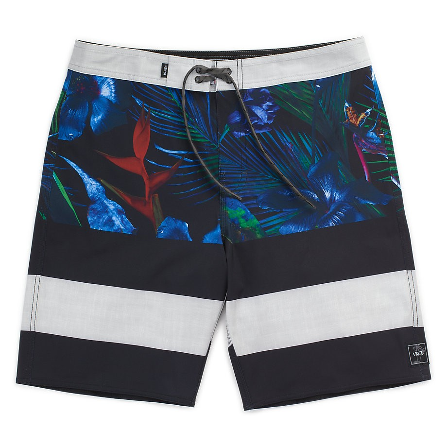 cb36e96b2a5d9 Vans Era Boardshorts - Neo Jungle