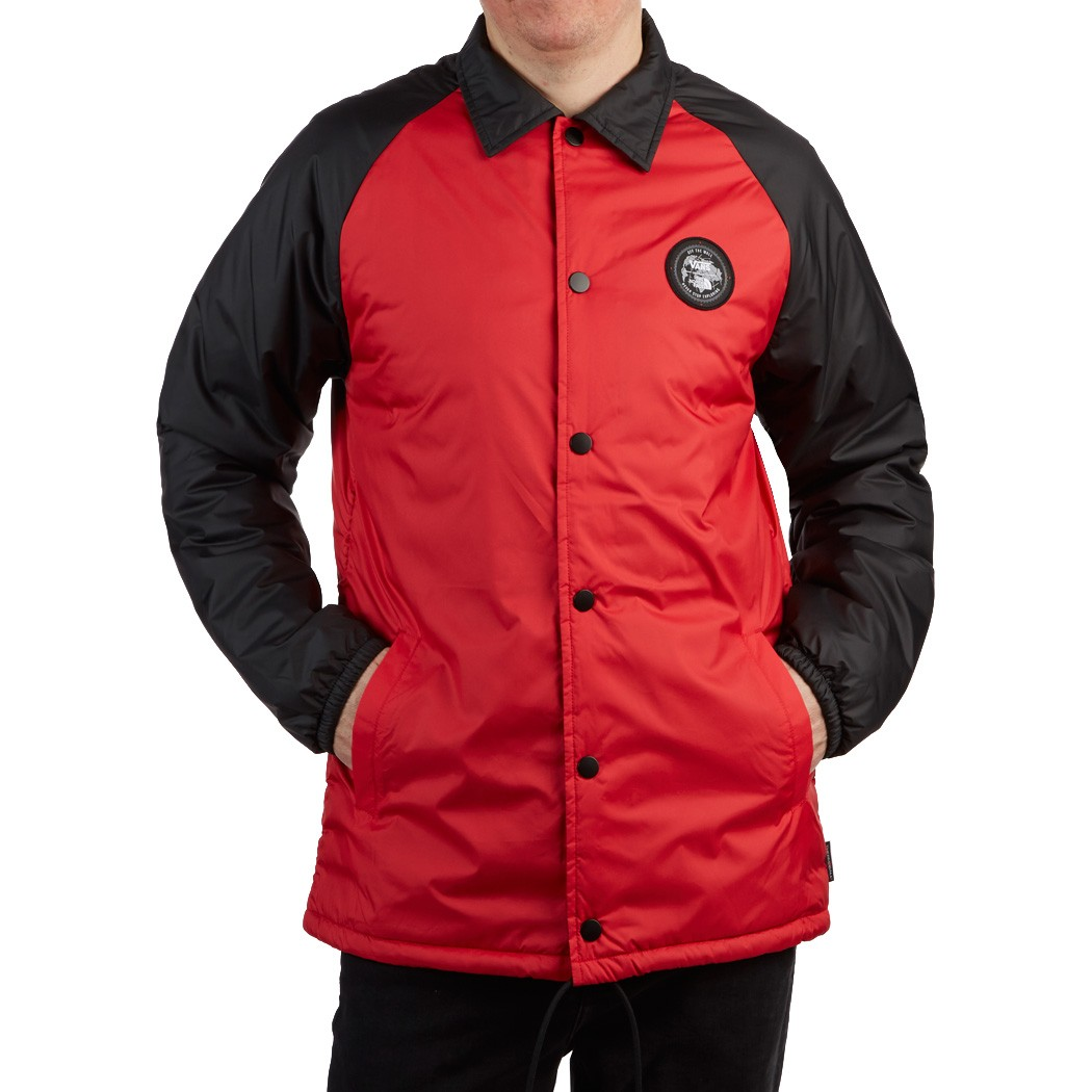 Vans X The North Face Torrey Mte Jacket Red Black