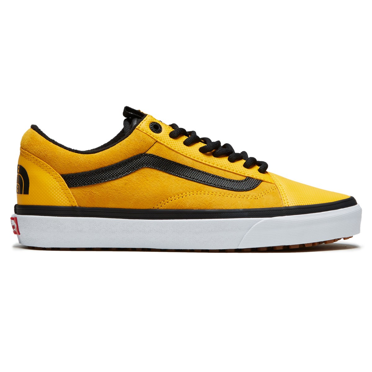 d9232937839a98 Vans X The North Face Old Skool MTE DX Shoes - Yellow Black - 10.0