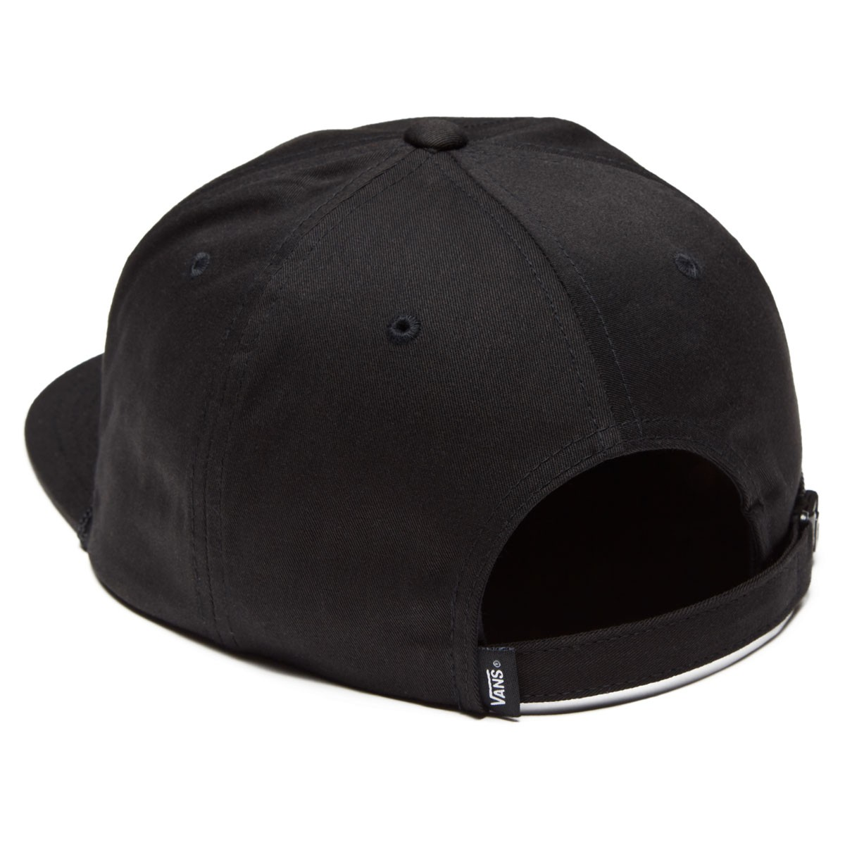4e0f8b10f36 Vans Sketch Tape Shallow Unstructured Hat - Black