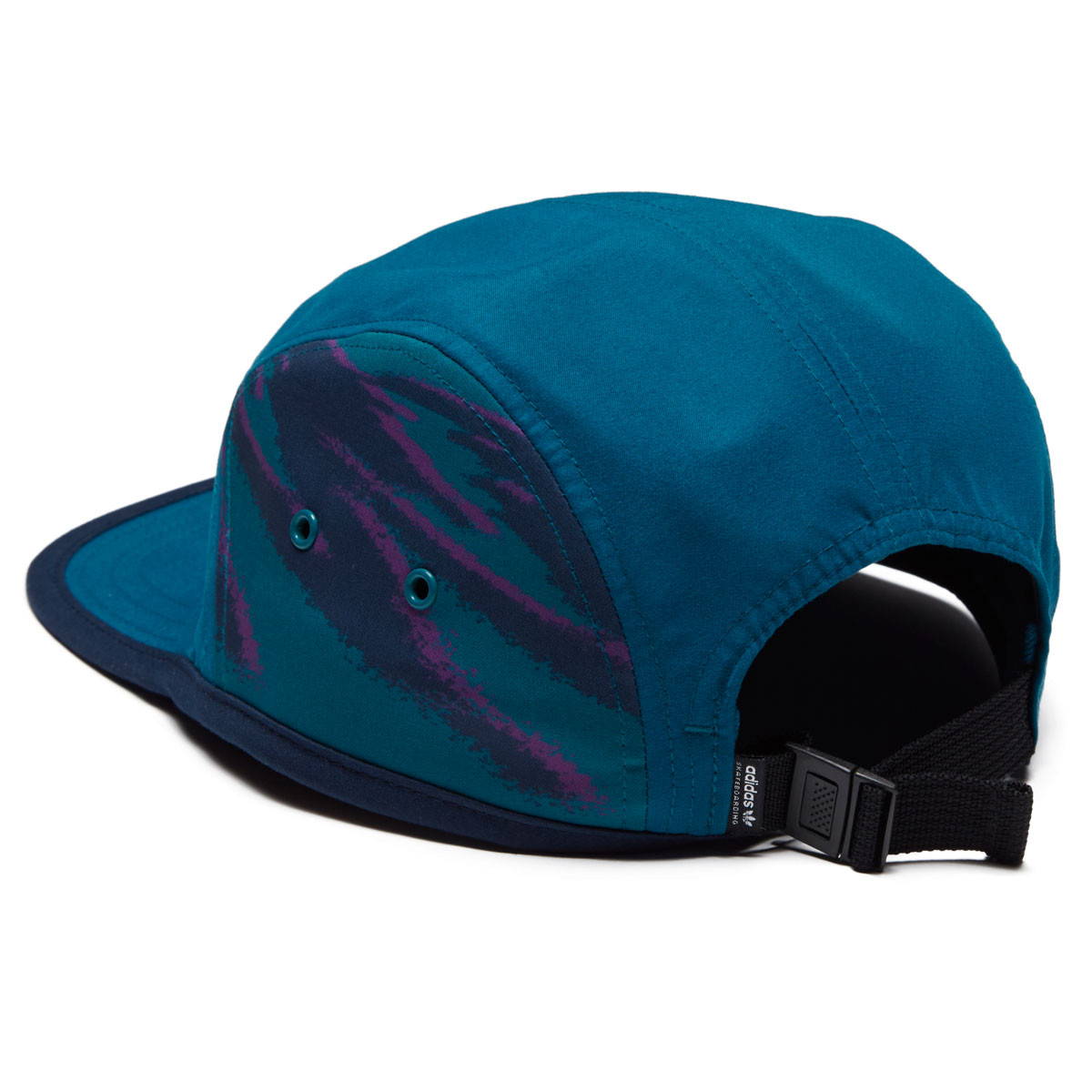 175926d7759 Adidas Court 5 Panel Hat - Real Teal