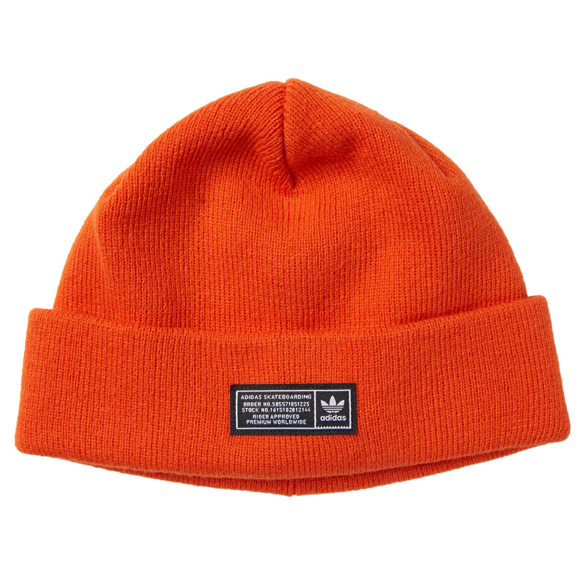 331588d83 Adidas Joe Beanie - Collegiate Orange