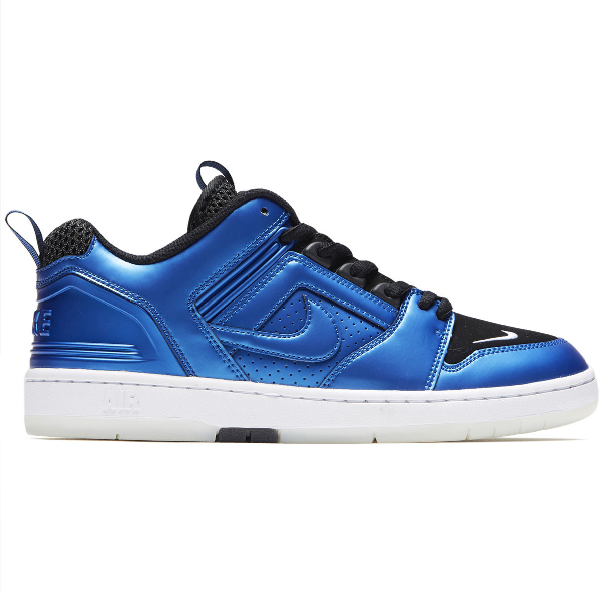 various colors 0ba10 fcc95 Nike SB Air Force II Low QS Shoes - Intl Blue Intl Blue Black