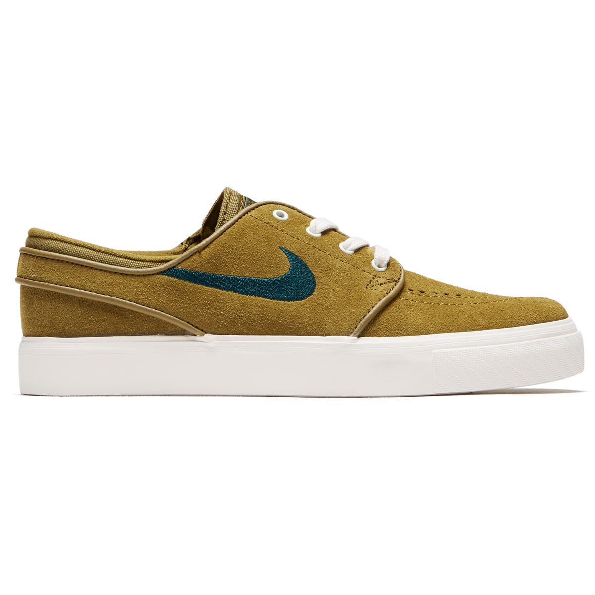 sports shoes 3165e bd7ed Nike SB Air Zoom Stefan Janoski Women s Shoes - Olive Flak Midnight  Spruce Phantom