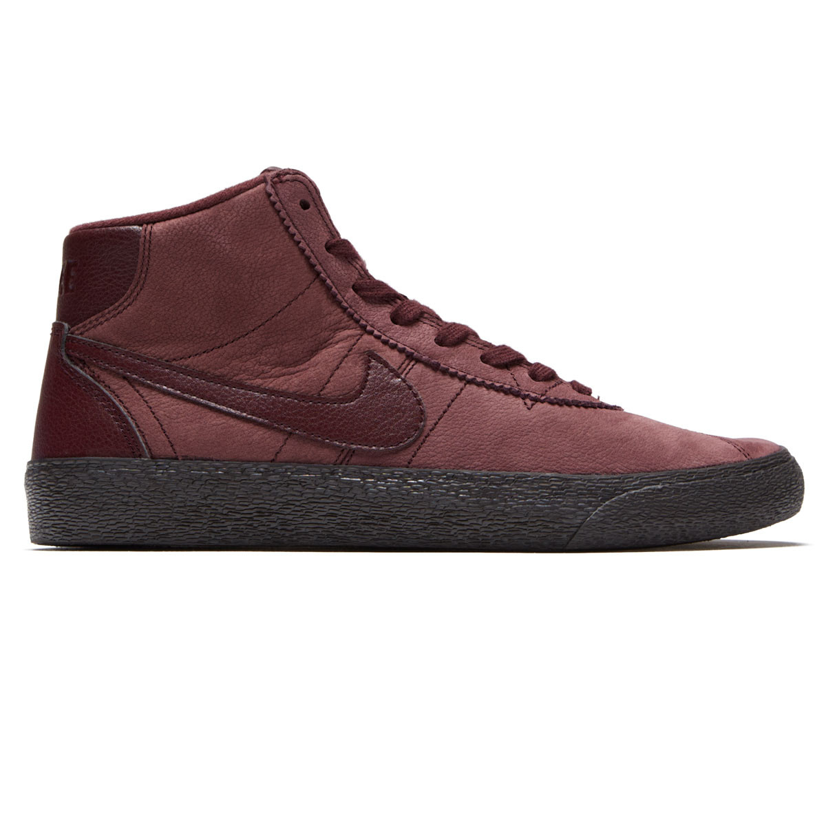 Nike SB Womens Bruin High Premium Shoes - Burgundy Crush Burgundy Crush -  10.0 3e0f42bae0