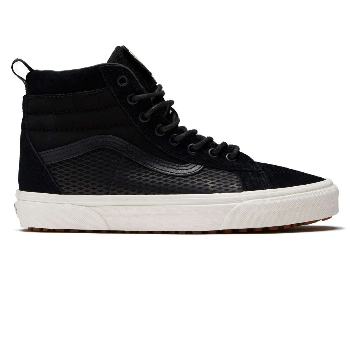 d072f3496b Vans SK8-Hi 46 MTE DX Shoes - Tact Black - 8.0