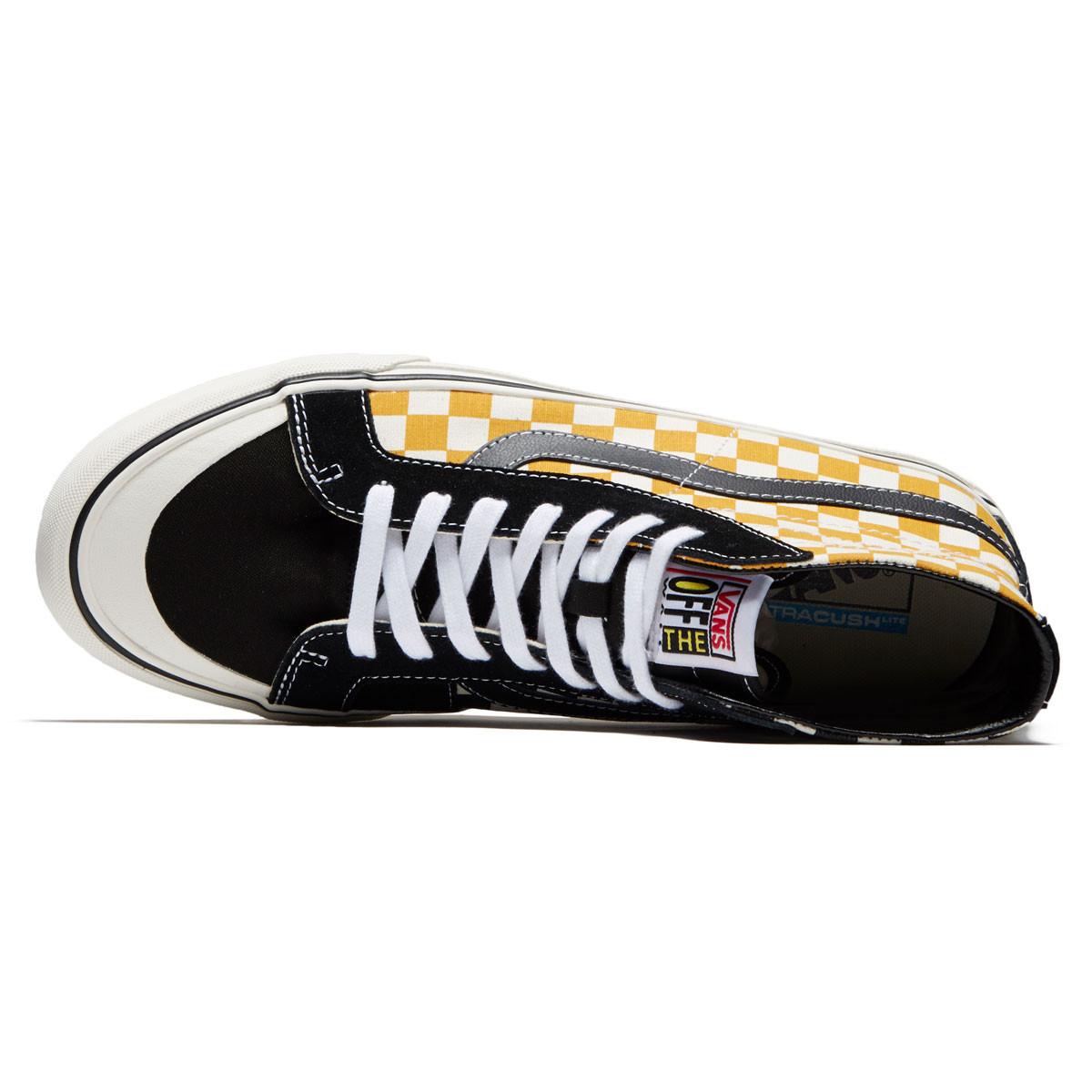 c72fbe7cdb Vans Sk8-Hi 138 Decon SF Shoes - Black Sunflower - 11.0