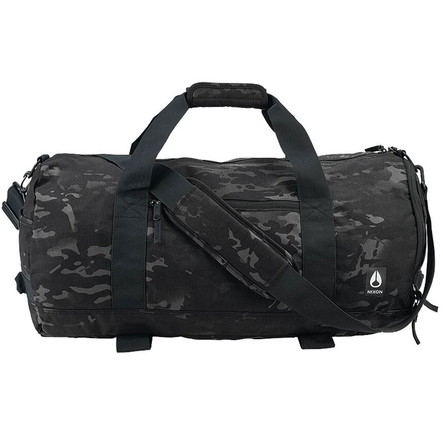 Nixon Pipes 35l Duffle Bag Black Multicam