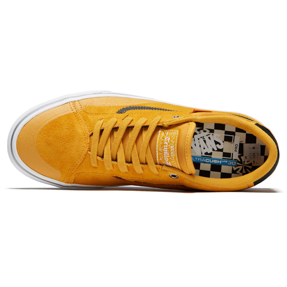 3769a4256a Vans x Independent TNT Advanced Prototype Shoes - Sunflower - 10.0