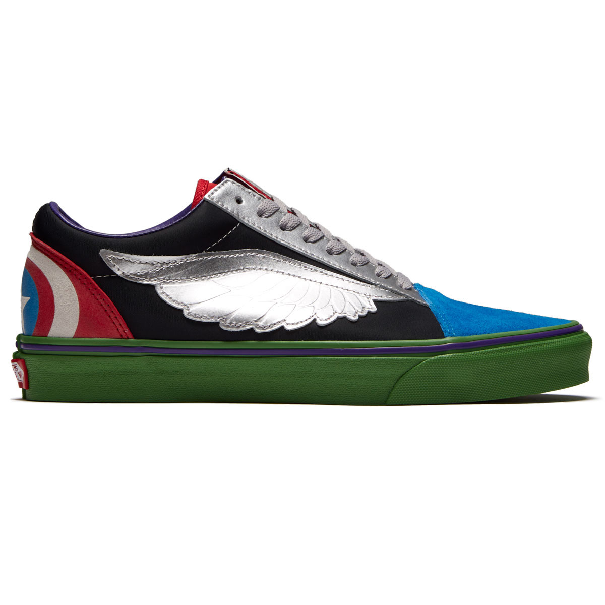 Vans X Marvel Classic Old Skool Shoes