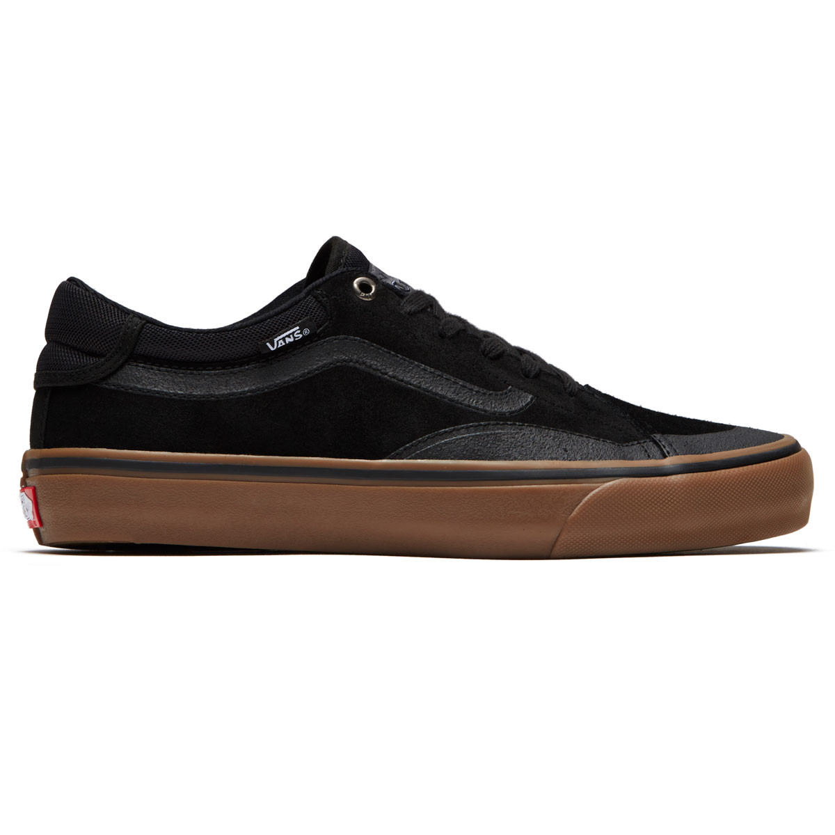 114345fe13 Vans TNT Advanced Prototype Shoes - Black Gum