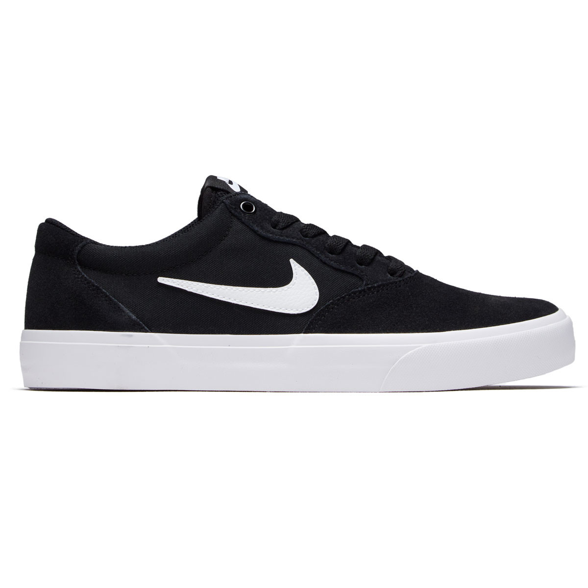4ccc9d05f34b Nike SB Chron SLR Shoes - Black White
