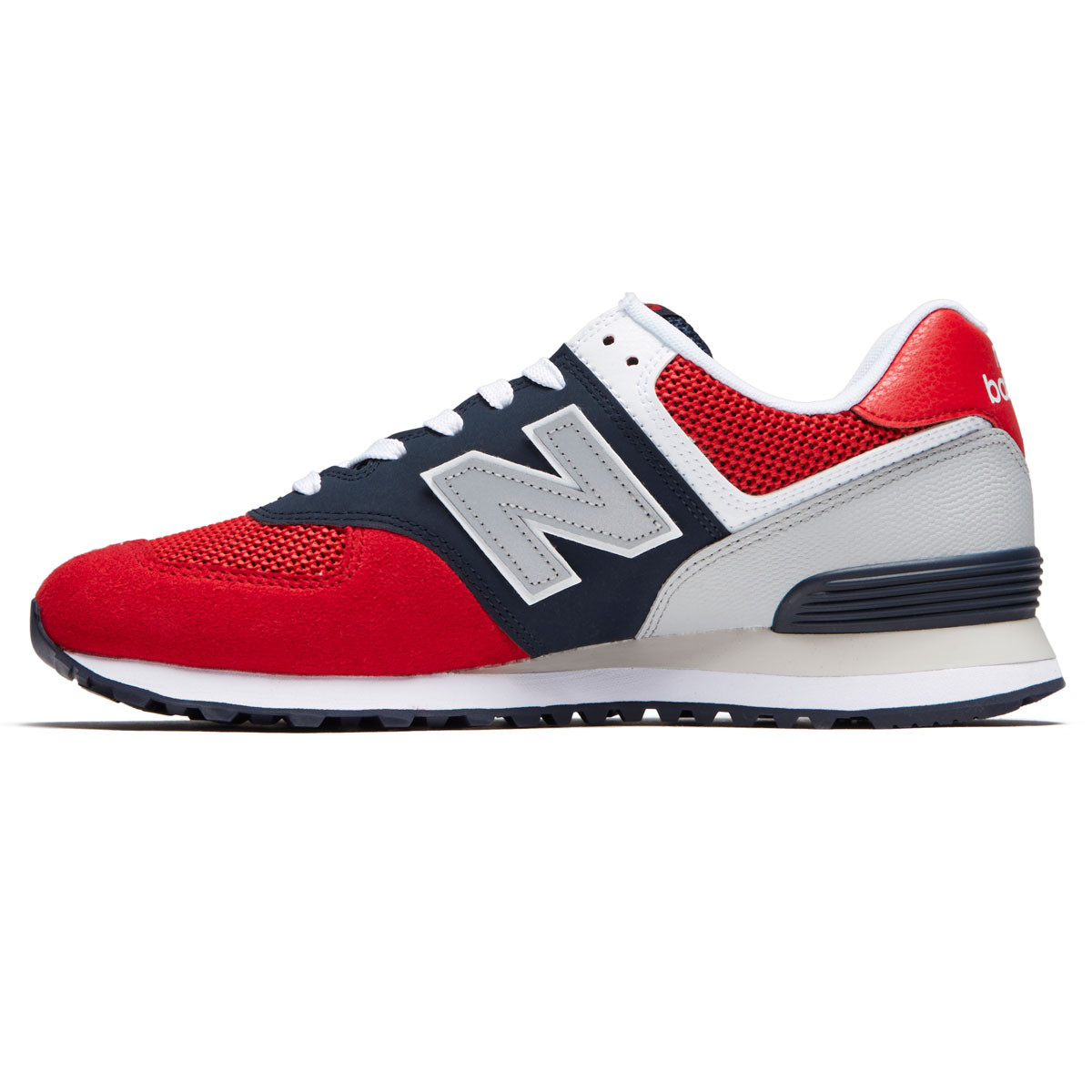 huge selection of 34c37 3f3ea New Balance 574 Pebbled Sport Shoes