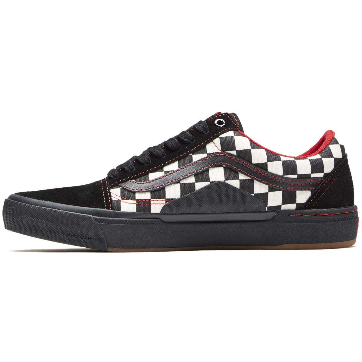 88905597f9a Vans Old Skool Pro BMX Shoes - Kevin Peraza Black Checkerboard - 10.0
