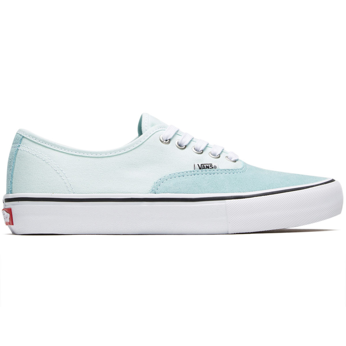 7ff77dd8fc9 Vans Authentic Pro Shoes - Aqua Haze Soothing Sea