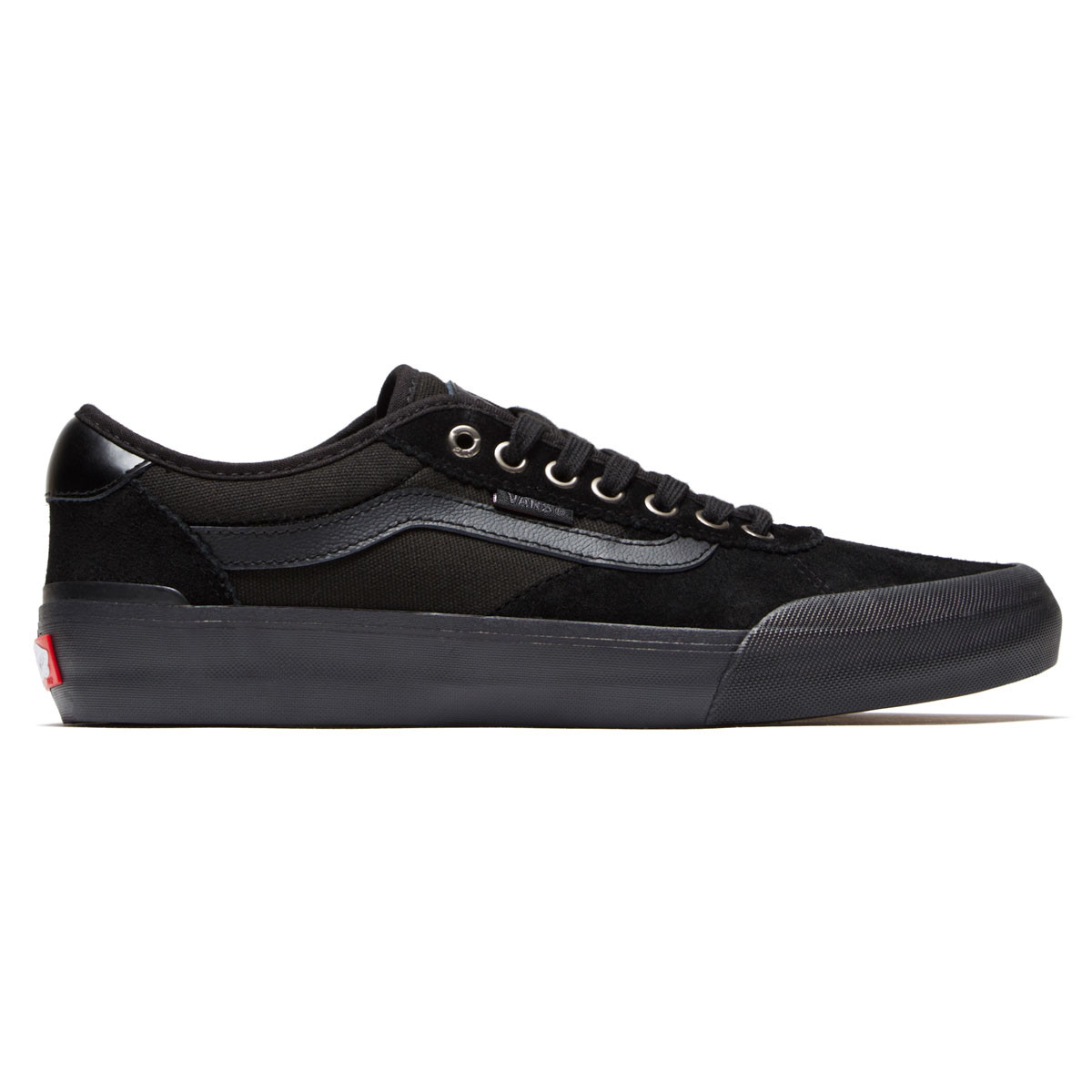 Vans Chima Pro 2 Shoes - Blackout - 7.0 adb5f651b