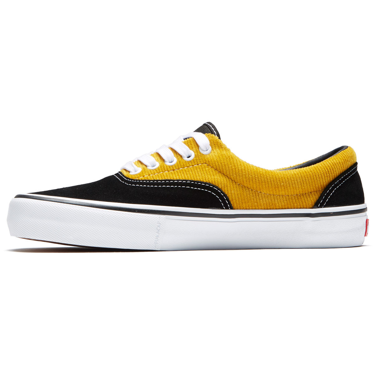 463036ed681d Vans Era Pro Shoes - Black Yolk Yellow - 8.0