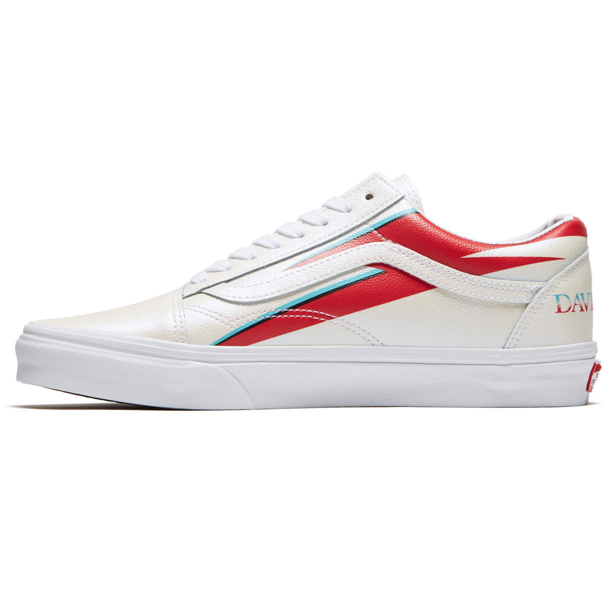 Vans x David Bowie Old Skool Shoes