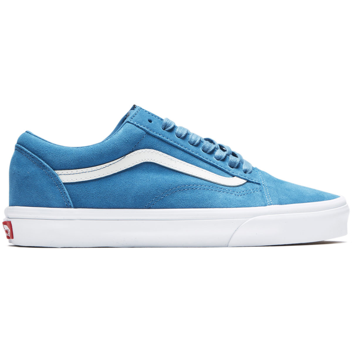 98d0360c94bbf6 Vans Old Skool Shoes - Blue Sapphire True White - 8.0